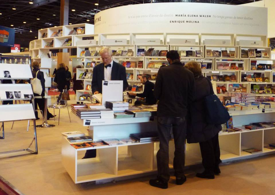 25/03/2014 - Salon du Livre de Paris 2014